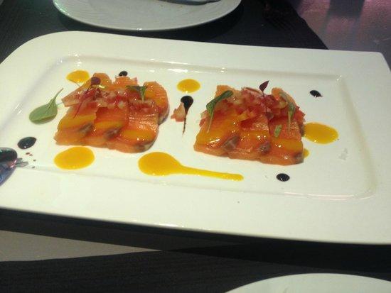 Gastrobar la Kocina: Gorgeous salmon