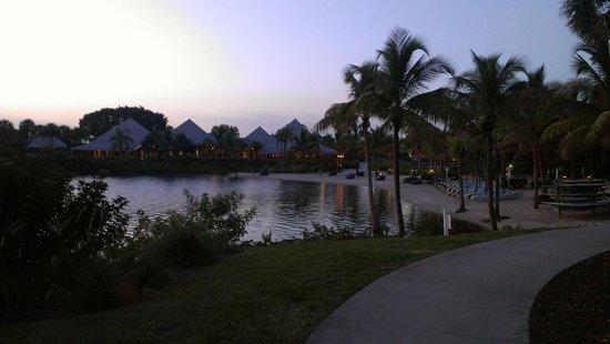 Club Med Sandpiper Bay: Vista desde las habitaciones