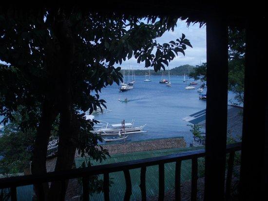 Badladz Beach Resort: View from my room