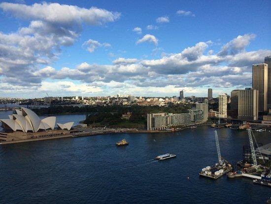 Pylon Lookout at Sydney Harbour Bridge : 景色