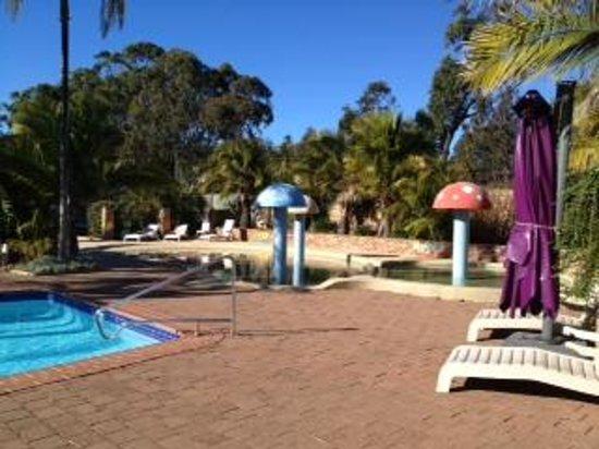 Gateway Lifestyle Happy Hallidays : Pool area