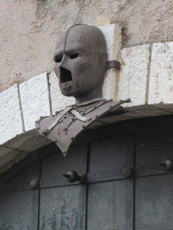 Musee de la Castre: Marcara de Ferro