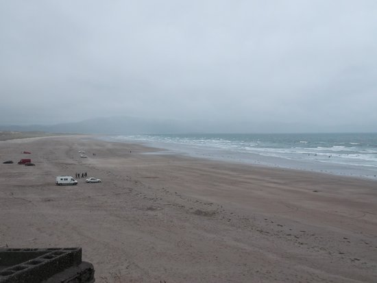Inch Beach: la plage