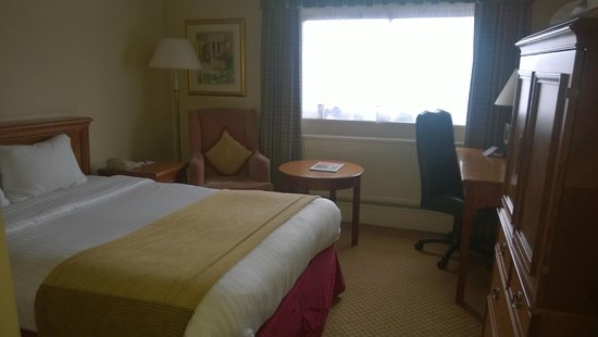 The Derbyshire Derby: Double Room