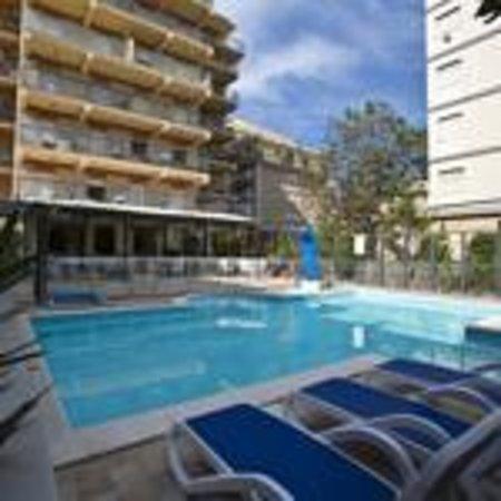 Hotel Sayonara: esterna piscina
