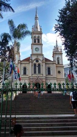 Sao Jose Church: Bela igreja!