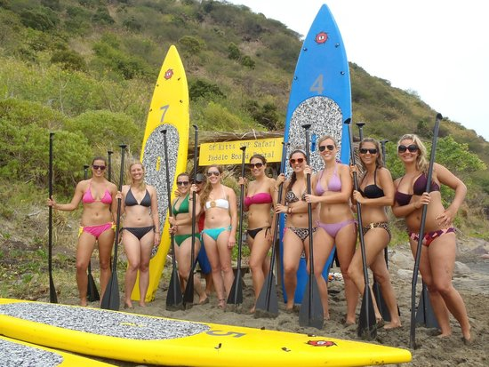 St. Kitts SUP Safari