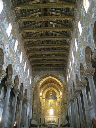 Duomo di Monreale: Interior