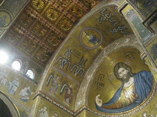 Duomo di Monreale: Pantocrator