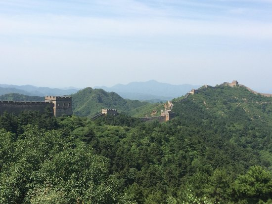 Jinshanling Great Wall : Jinshanling Section
