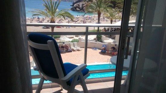 Grupotel Cala San Vicente: Playa