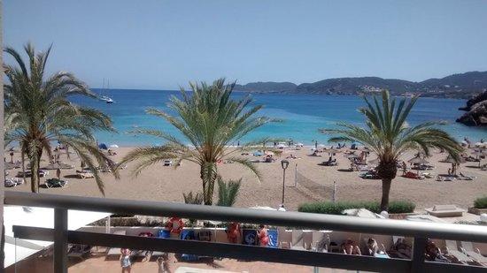 Grupotel Cala San Vicente: Playa hotel