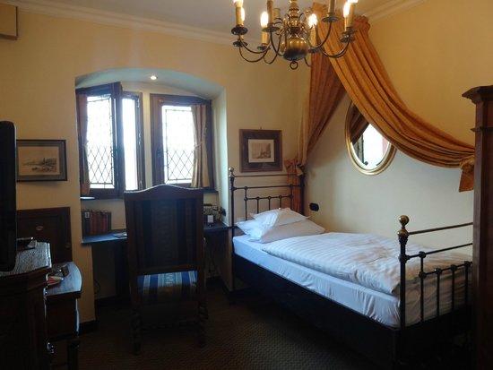 Burghotel Auf Schönburg: 17号室