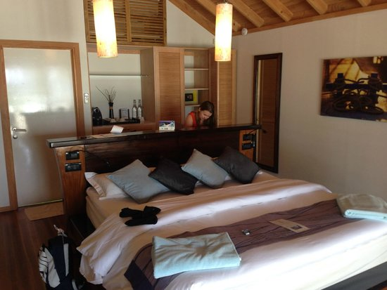 Kuredu Island Resort & Spa : O Beach Villa