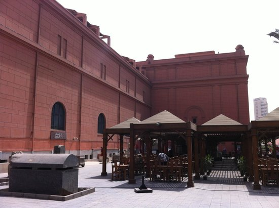 Musée égyptien du Caire : at the Egyptian Museum..