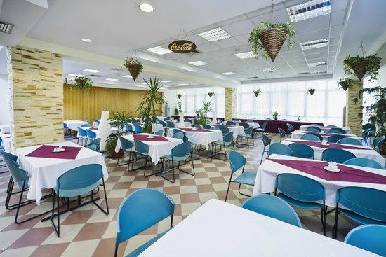 CEU Conference Center: Restaurant