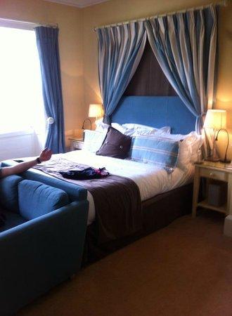 Swinton Park : Lovely Bed