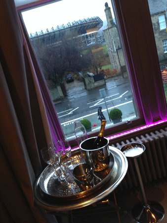 Murrayfield Hotel and House: yum