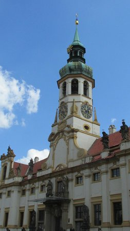 Discover Prague Tours: Loreto church