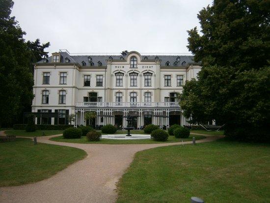 Villa Ruimzicht: Fassade