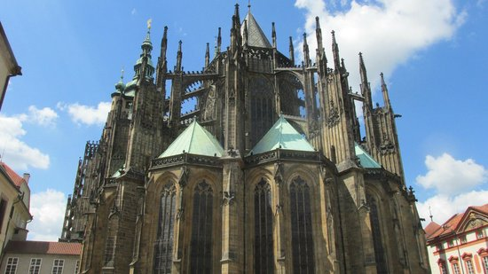 Discover Prague Tours: St Vitus Catherdral