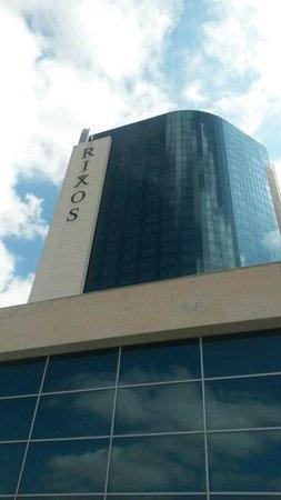 Rixos Konya: front of hotel