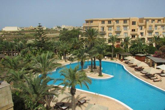Kempinski Hotel San Lawrenz: One of the swimming pools