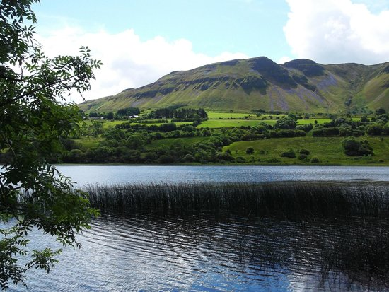 County Sligo, Irland: le lac