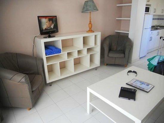 El Guarapo Apartments: En los dos apartamentosq ue estuvimos eran iguales