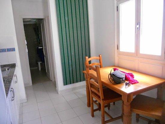 El Guarapo Apartments: En los dos apartamentos que estuvimos eran iguales