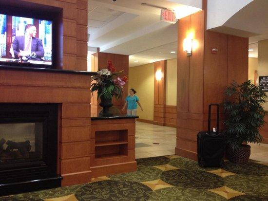 Hampton Inn & Suites Orlando - South Lake Buena Vista: Lobby