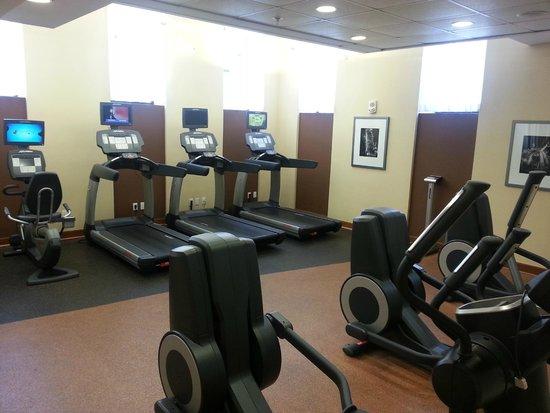 Renaissance New York Hotel 57 : Gym
