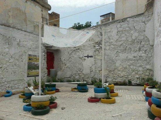 Arripigliala - Favara Design Contest: il progetto finito in via Reale