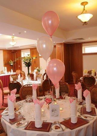 Celebration Parties at the Bush Hotel