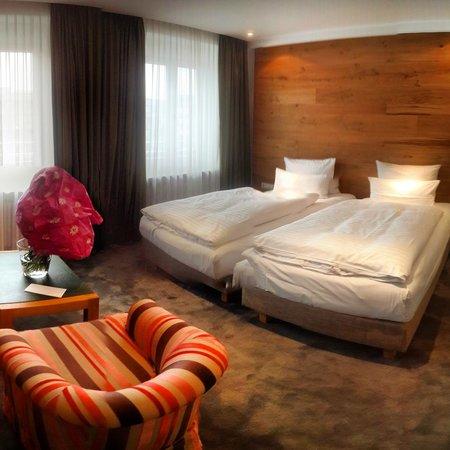 Eden Hotel Wolff: room #407