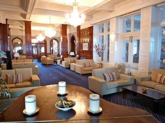Legacy Hotel Victoria - Newquay: Lounge