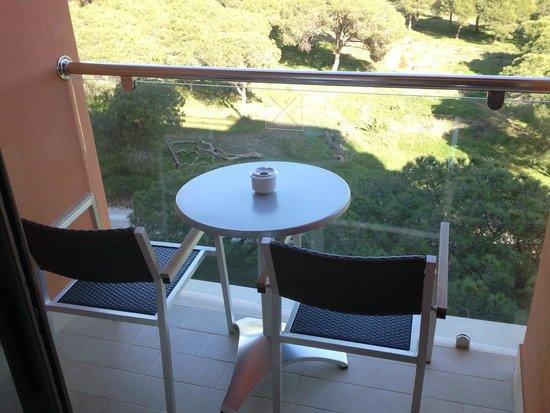 Aqua Pedra dos Bicos Design Beach Hotel: Balkonaussicht