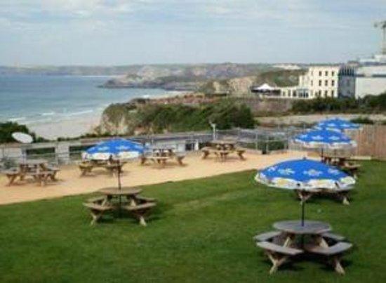Legacy Hotel Victoria - Newquay: Beach area