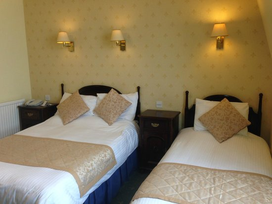 Legacy Hotel Victoria - Newquay: Family Room