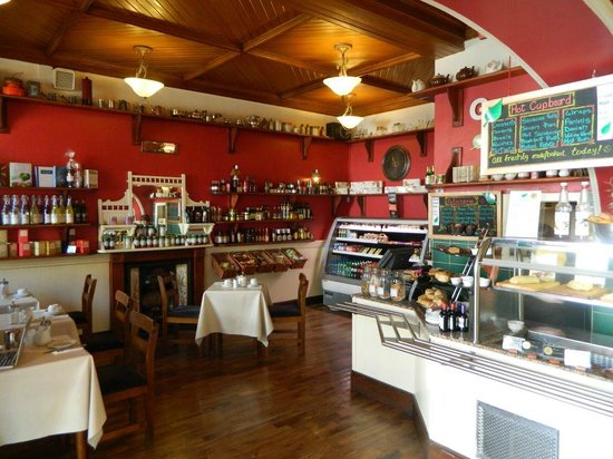 Coffee Shop @ the Bush Hotel