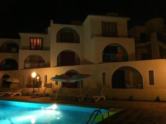 Pandream Hotel Apartments: Апартаменты, бассейн