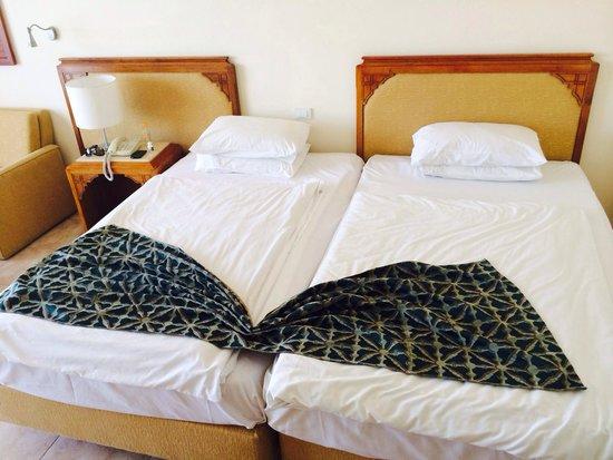 Radisson Blu Resort, Sharm El Sheikh: Standard room