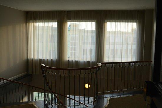 Elite Palace Hotel Stockholm: коридор