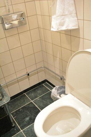 Elite Palace Hotel Stockholm: ванная