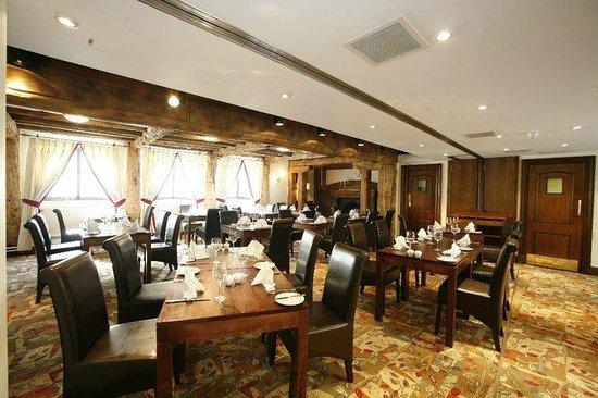 The Falcon Hotel: AA 1 Rosette Restaurant