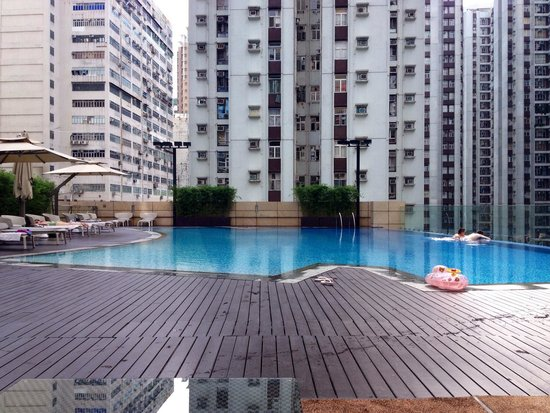 EAST Hong Kong: Pool