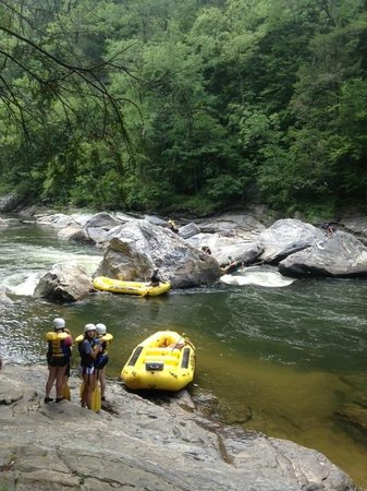 Southeastern Expeditions : Beautiful Chattooga