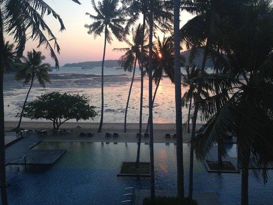 Phuket Panwa Beachfront Resort : view from our room