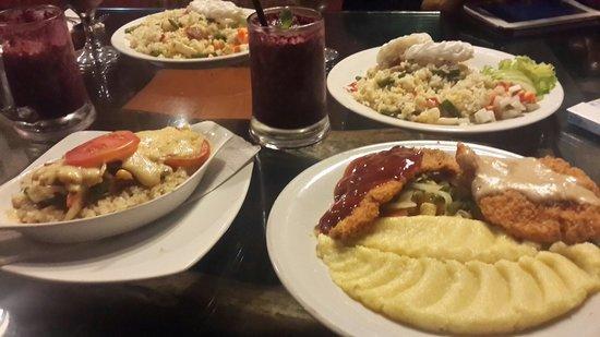 Lisung: My dinner