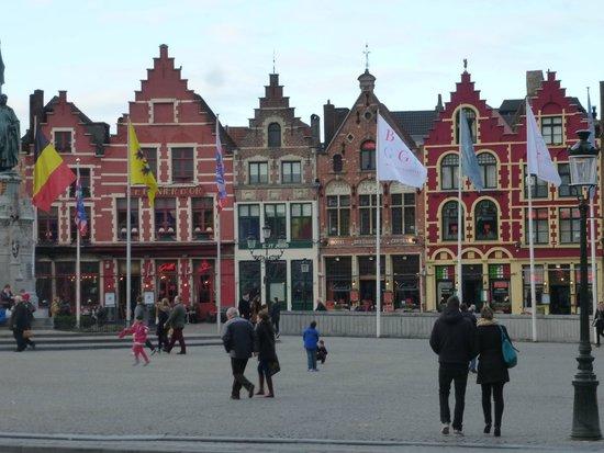 Belfort: plaza del mercado